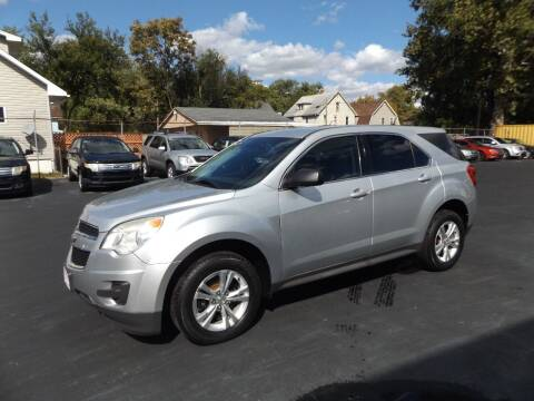 2012 Chevrolet Equinox for sale at Goodman Auto Sales in Lima OH