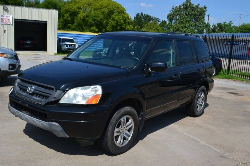 2004 Honda Pilot for sale at Preferable Auto LLC in Houston TX