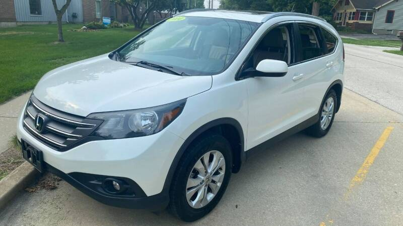 2014 Honda CR-V for sale at Brown's Truck Accessories Inc in Forsyth IL