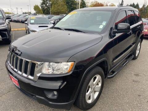 2012 Jeep Grand Cherokee for sale at Autos Only Burien in Burien WA