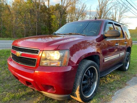 2007 Chevrolet Tahoe for sale at D & M Auto Sales & Repairs INC in Kerhonkson NY