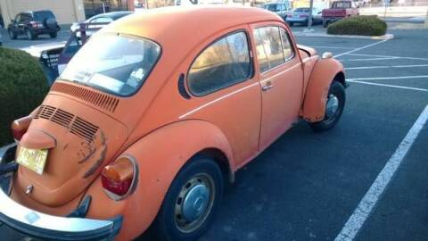 1970 Volkswagen Super Beetle for sale at Haggle Me Classics in Hobart IN
