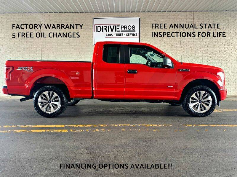 2017 Ford F-150 for sale at Drive Pros in Charles Town WV