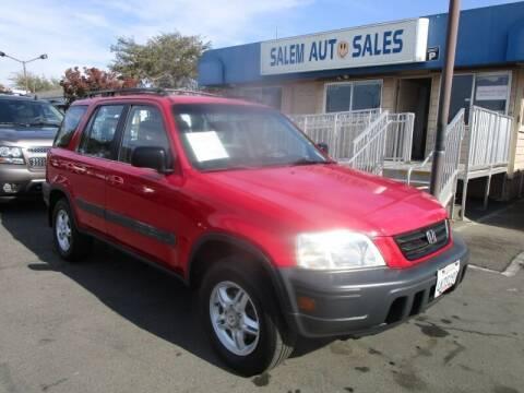 2000 Honda CR-V for sale at Salem Auto Sales in Sacramento CA
