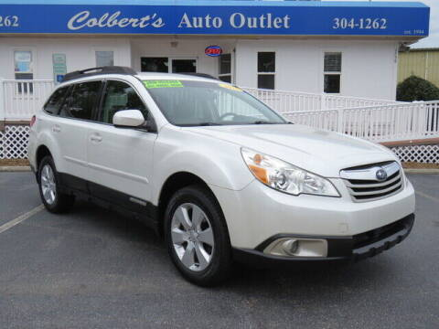 2011 Subaru Outback for sale at Colbert's Auto Outlet in Hickory NC