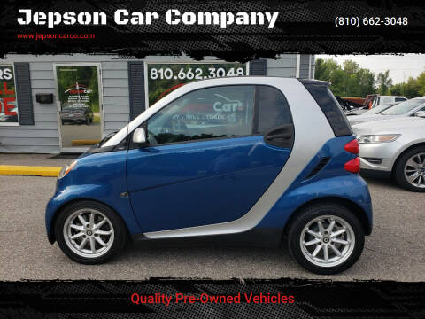 2009 Smart fortwo for sale at Jepson Car Company in Saint Clair MI
