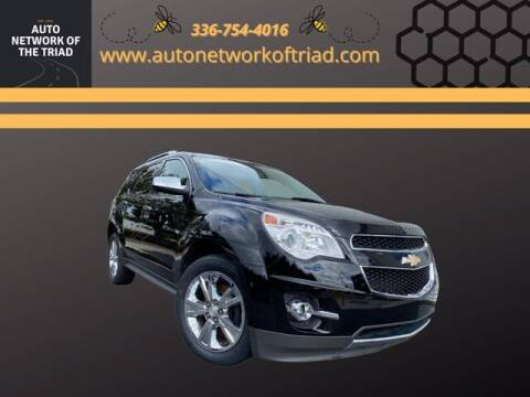 2014 Chevrolet Equinox for sale at Auto Network of the Triad in Walkertown NC