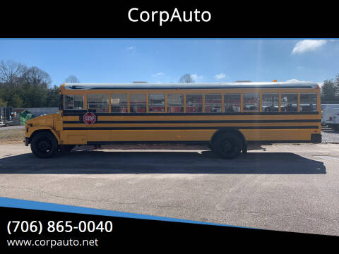 2001 Freightliner FS65 Chassis for sale at CorpAuto in Cleveland GA