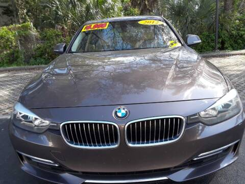 2012 BMW 3 Series for sale at AUTO IMAGE PLUS in Tampa FL