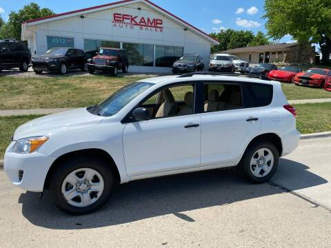 2012 Toyota RAV4 for sale at Efkamp Auto Sales LLC in Des Moines IA