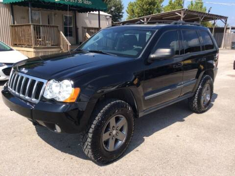 2008 Jeep Grand Cherokee for sale at OASIS PARK & SELL in Spring TX