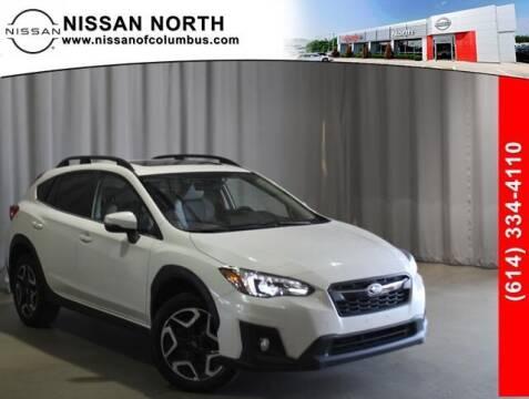 2019 Subaru Crosstrek for sale at Auto Center of Columbus in Columbus OH