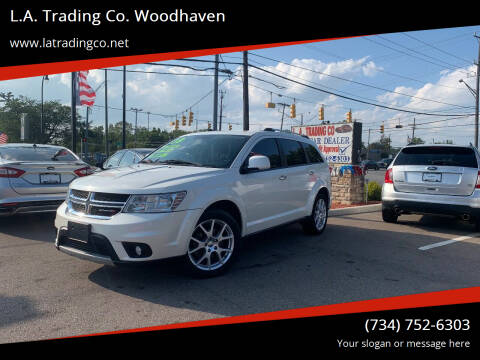 2013 Dodge Journey for sale at L.A. Trading Co. Woodhaven in Woodhaven MI
