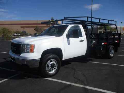 2014 GMC Sierra 3500HD for sale at Corporate Auto Wholesale in Phoenix AZ