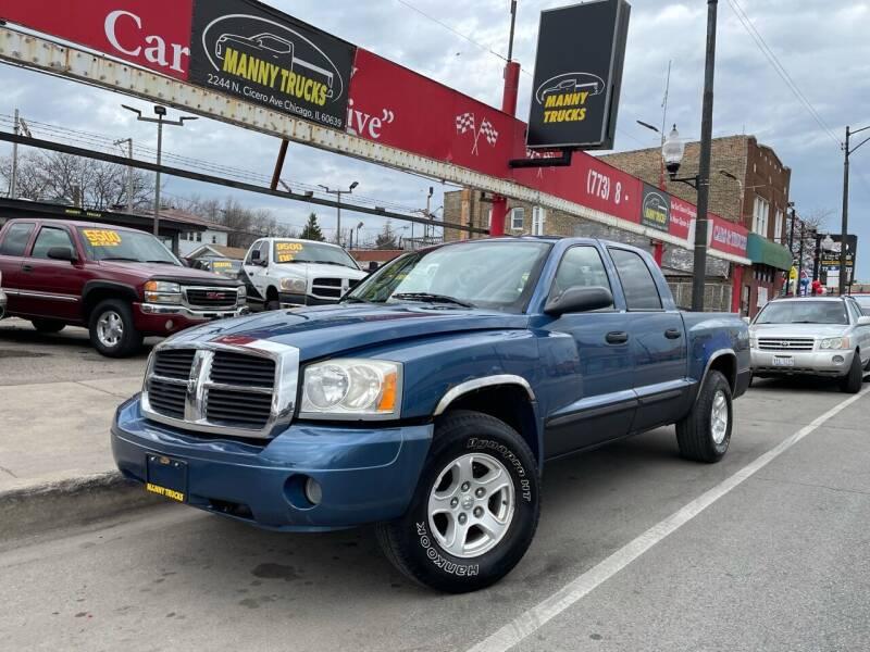 2005 Dodge Dakota for sale at Manny Trucks in Chicago IL