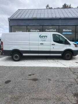 2017 Ford Transit Cargo for sale at Georgia Certified Motors in Stockbridge GA
