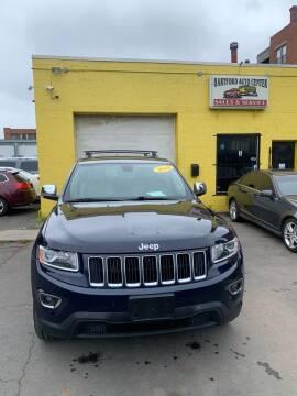2014 Jeep Grand Cherokee for sale at Hartford Auto Center in Hartford CT