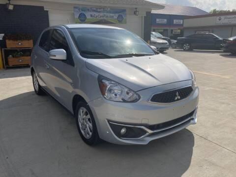 2019 Mitsubishi Mirage for sale at Princeton Motors in Princeton TX
