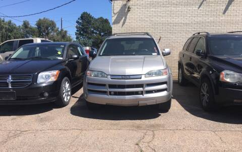 2004 Isuzu Axiom for sale at First Class Motors in Greeley CO