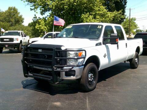 2015 Ford F-350 Super Duty for sale at Stoltz Motors in Troy OH