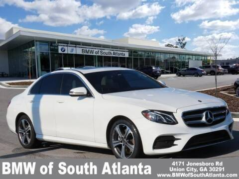 2019 Mercedes-Benz E-Class for sale at Carol Benner @ BMW of South Atlanta in Union City GA