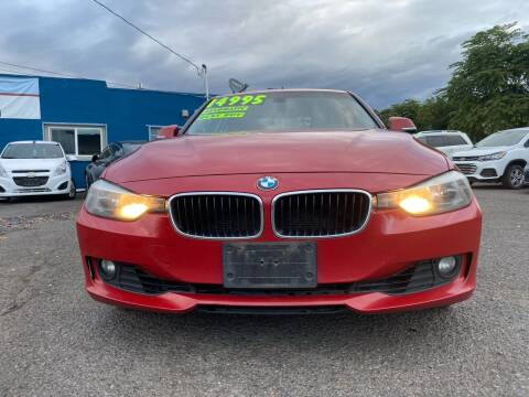 2012 BMW 3 Series for sale at JZ Auto Sales in Happy Valley OR