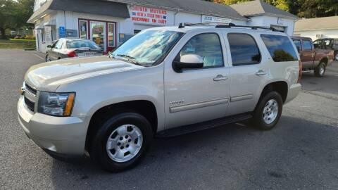 2013 Chevrolet Tahoe for sale at Driven Motors in Staunton VA
