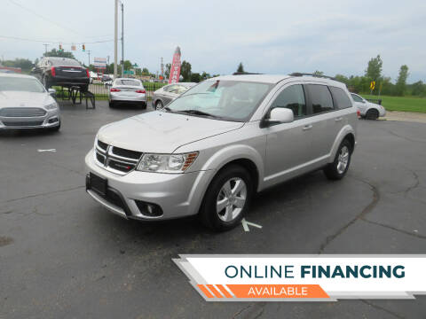 2012 Dodge Journey for sale at A to Z Auto Financing in Waterford MI