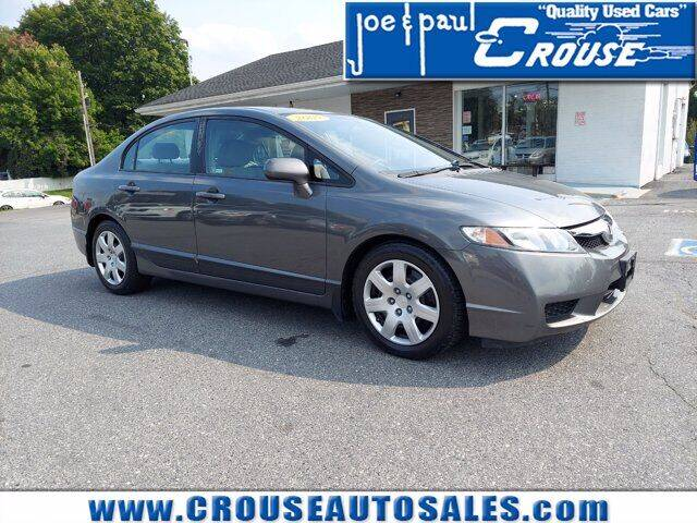 2009 Honda Civic for sale at Joe and Paul Crouse Inc. in Columbia PA