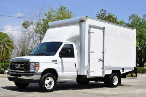 2016 Ford E-Series Chassis for sale at Vision Motors, Inc. in Winter Garden FL