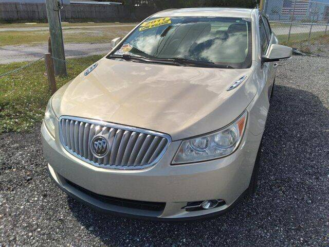 2011 Buick LaCrosse for sale at Car Spot Of Central Florida in Melbourne FL