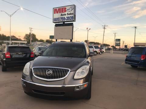 2009 Buick Enclave for sale at MB Auto Sales in Oklahoma City OK
