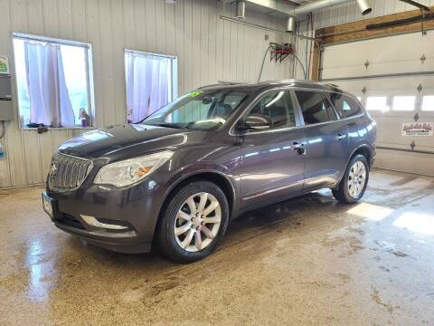 2015 Buick Enclave for sale at Sand's Auto Sales in Cambridge MN