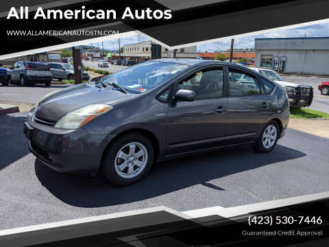 2007 Toyota Prius for sale at All American Autos in Kingsport TN
