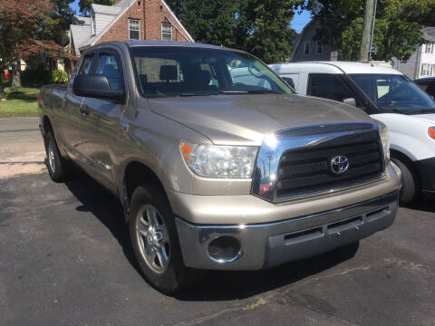 2008 Toyota Tundra for sale at MELILLO MOTORS INC in North Haven CT