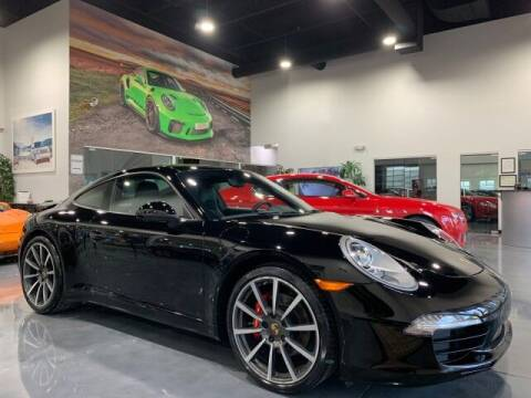2013 Porsche 911 for sale at Godspeed Motors in Charlotte NC