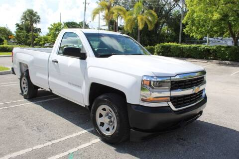 2016 Chevrolet Silverado 1500 for sale at Truck and Van Outlet in Miami FL