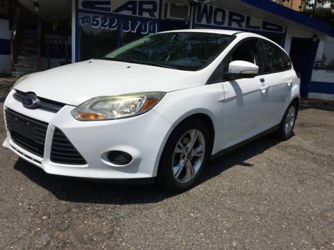 2014 Ford Focus for sale at Car World Inc in Arlington VA