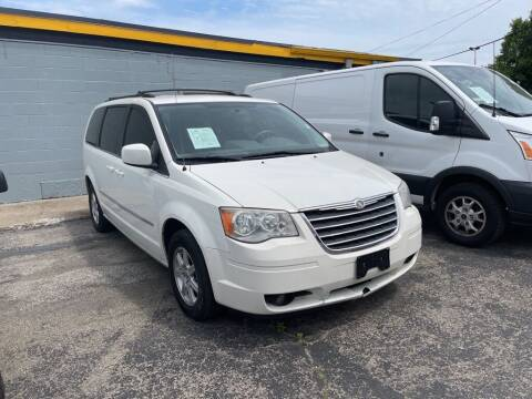 2010 Chrysler Town and Country for sale at Connect Truck and Van Center in Indianapolis IN