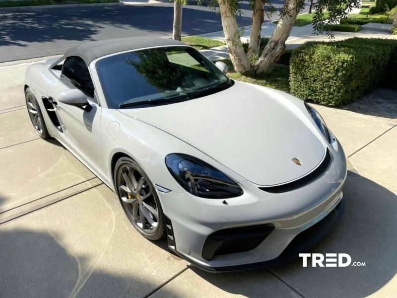 2021 Porsche 718 Boxster for sale in Los Angeles, CA