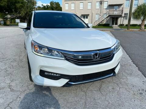 2017 Honda Accord for sale at Consumer Auto Credit in Tampa FL