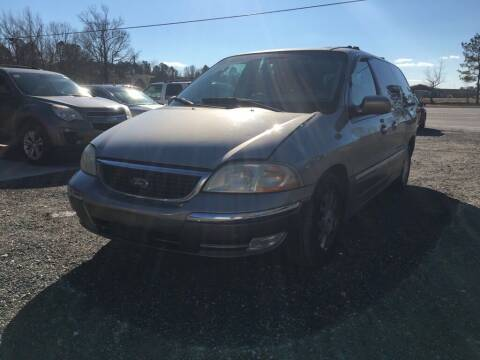 2002 Ford Windstar for sale at Complete Auto Credit in Moyock NC