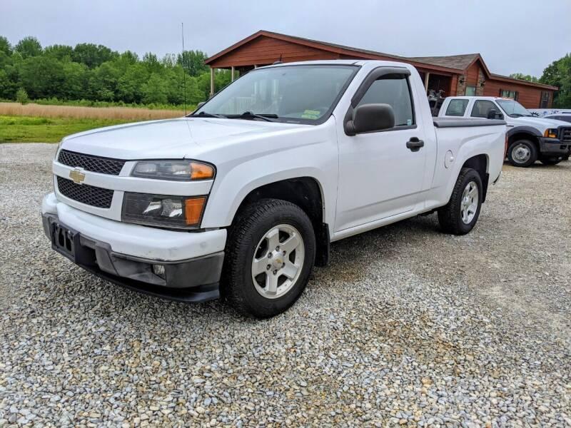 2011 Chevrolet Colorado for sale at Delta Motors LLC in Jonesboro AR