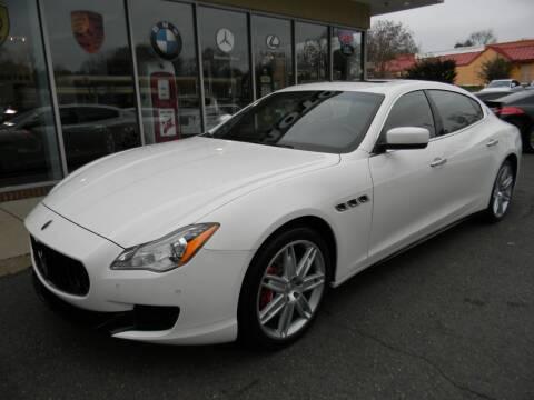 2016 Maserati Quattroporte for sale at Platinum Motorcars in Warrenton VA