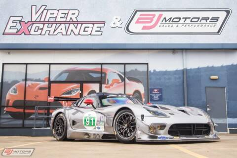 2012 Dodge Viper for sale at BJ Motors in Tomball TX