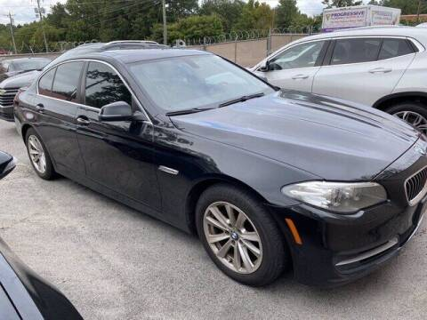 2014 BMW 5 Series for sale at CBS Quality Cars in Durham NC