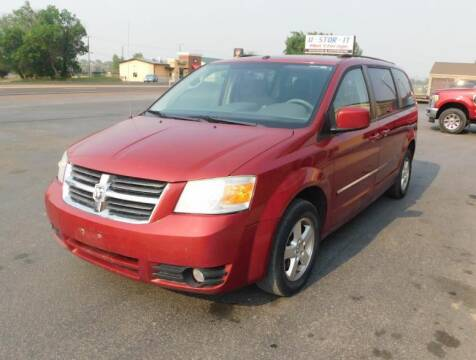 2008 Dodge Grand Caravan for sale at Will Deal Auto & Rv Sales in Great Falls MT
