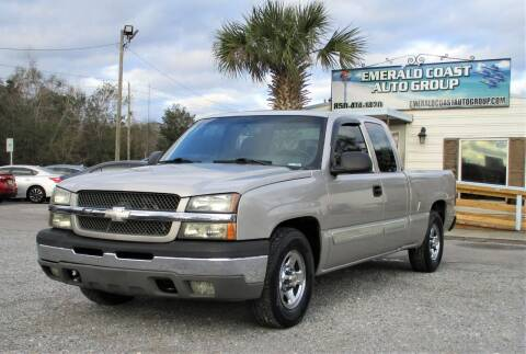 2004 Chevrolet Silverado 1500 for sale at Emerald Coast Auto Group LLC in Pensacola FL