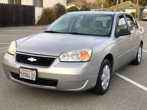 2007 Chevrolet Malibu for sale at JENIN MOTORS in Hayward CA