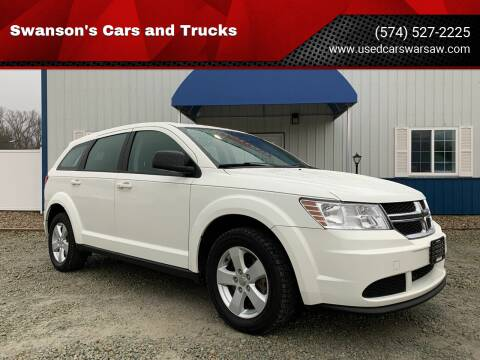 2017 Dodge Journey for sale at Swanson's Cars and Trucks in Warsaw IN